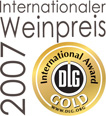 Internationaler Weinpreis DLG Gold