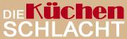 Rehrücken im Brotmantel auf Petersilienwurzelpüree an Rosenkohlblättern mit Zimtblütensalz